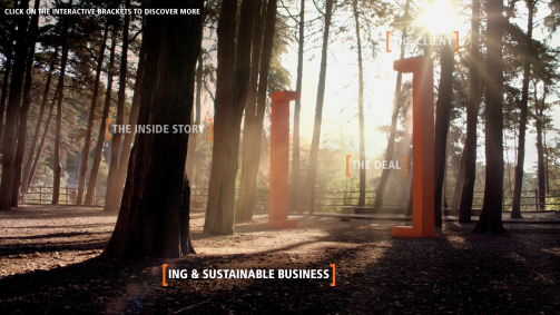Interactive Video ING Commerical Banking